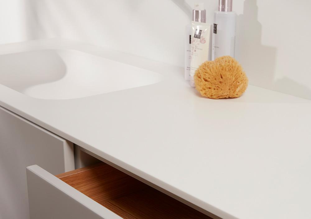 Design badkamermeubel Oosterend van TIZ Design