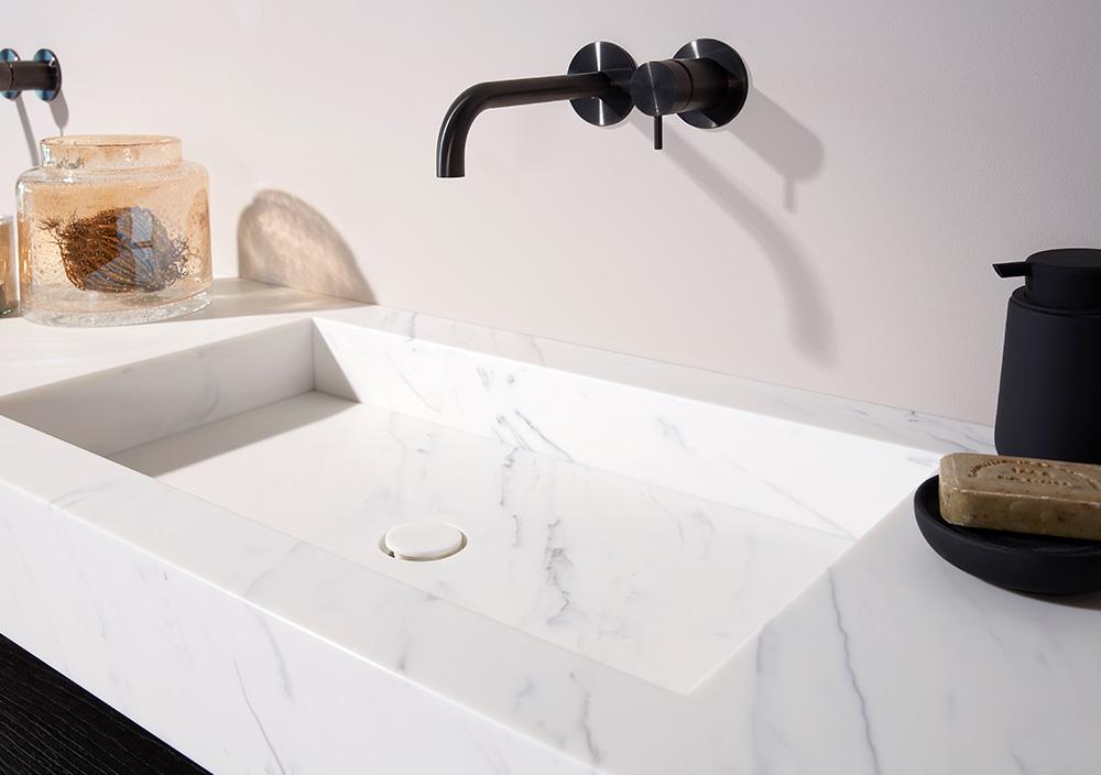 TIZ DESIGN - Design wastafel Den Helder