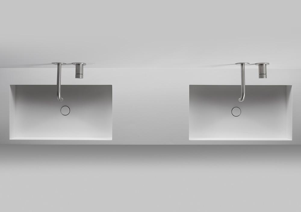 TIZ DESIGN - Dubbele wasbak Den Helder